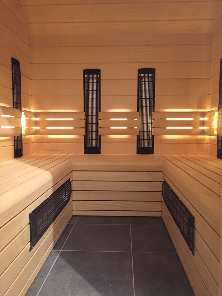 Sauna op maat