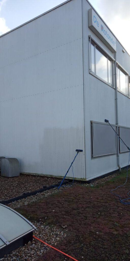 glazenwasser in Arnhem