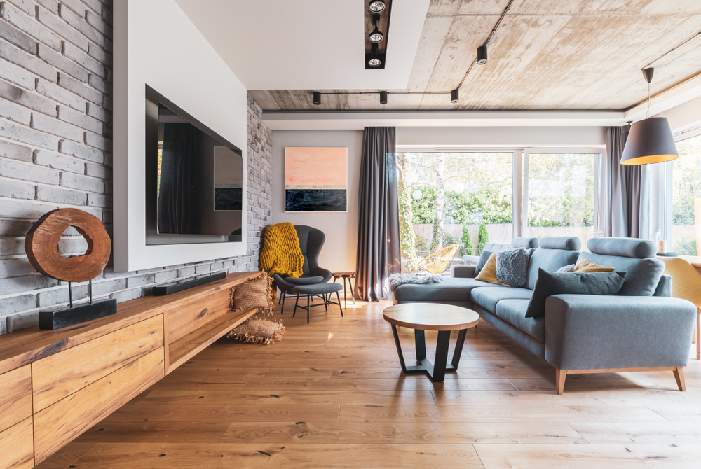 houten visgraat vloer